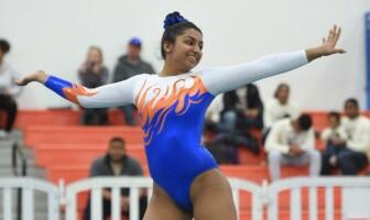 Esha Nagireddi Rock Ridge Gymnastics