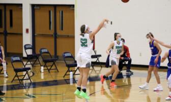 Ashley Steadman Woodgrove Basketball