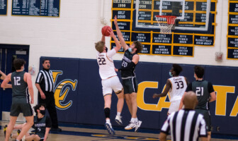 Justin Mann Dominion Basketball