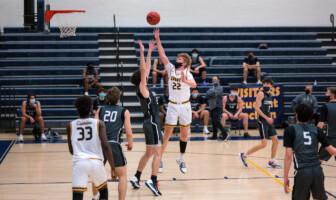 Nate Brown Loudoun County Basketball