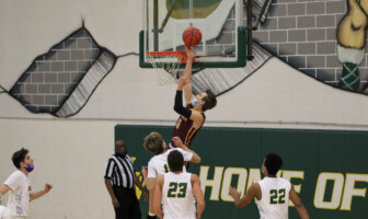 Sean Thompson Broad Run Basketball