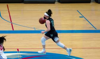 Colette Baine Woodgrove Basketball