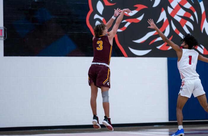 Luke Schwartzbeck Broad Run Basketball