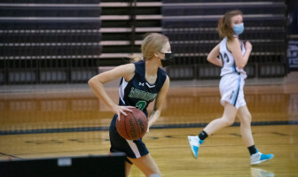 Milee Partlow Woodgrove Basketball