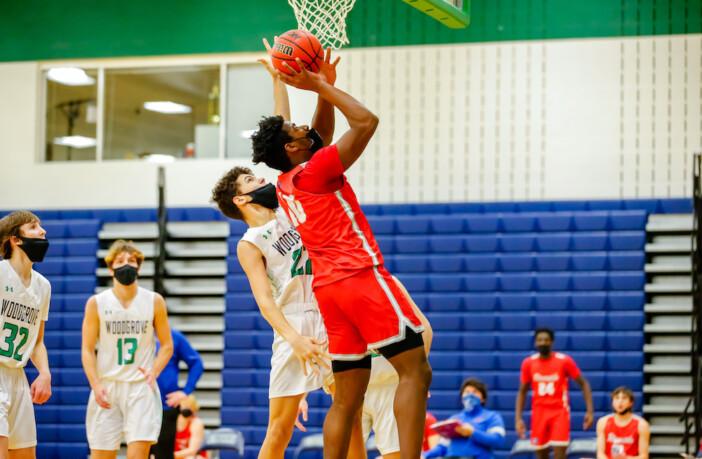 Quentin Avila Riverside Basketball