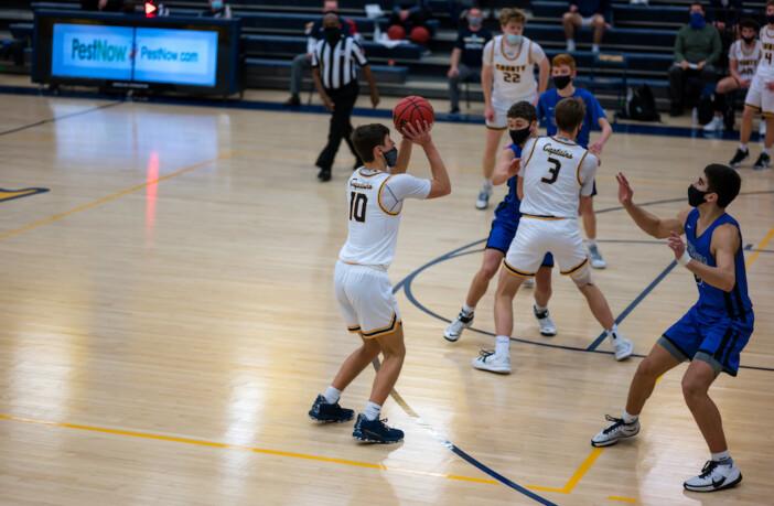 Brendan Boyers Loudoun County Basketball