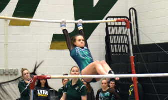 Carly Snyder Loudoun Valley Gymnastics