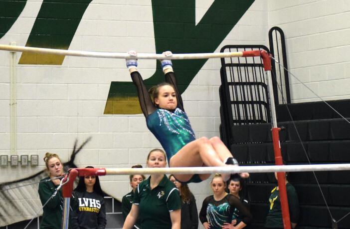 Carly Snyder Loudoun Valley Gymnastics