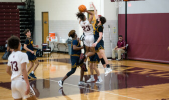 Demitri Gardner Handley Basketball