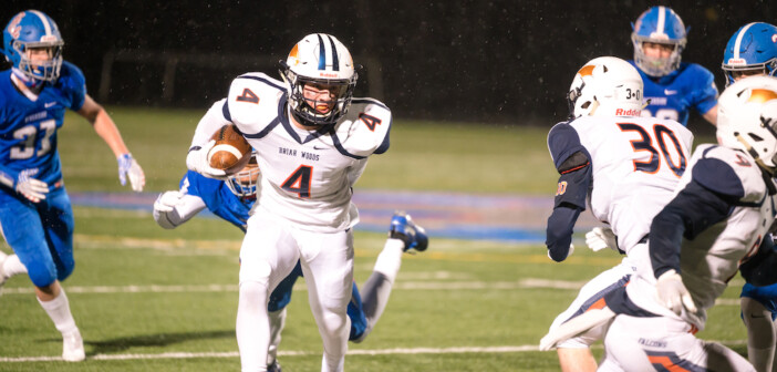 Football: Briar Woods Shuts Out Riverside in Season Opening Win