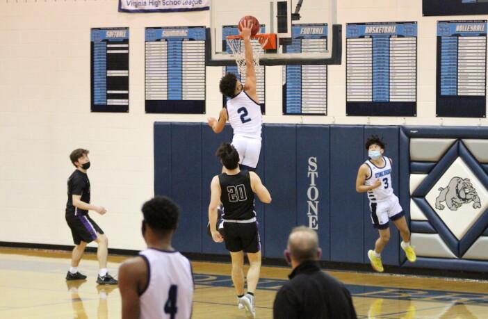Jacob Thomas Stone Bridge Basketball