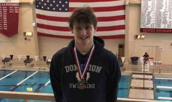 Andrew Blusiewicz Dominion Swimming