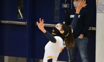 Ella Solomon Loudoun County Volleyball