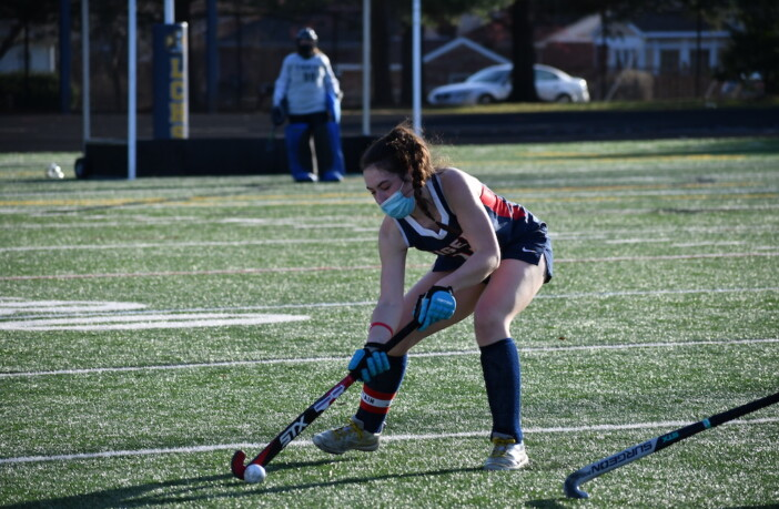 Grace Gorham Independence Field Hockey