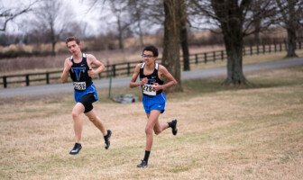 Jarrell Jerry Tuscarora Cross Country
