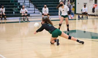 Kate Hutton Loudoun Valley Volleyball