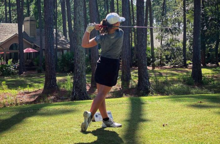 Maddie Elias Loudoun Valley Golf