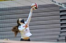 Nina Brkic Heritage Volleyball