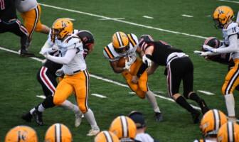 Tariq Sims Loudoun County Football