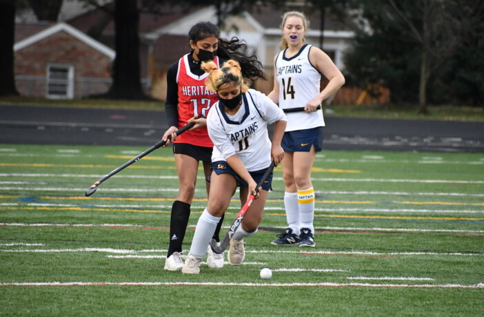 Zaina Salman Loudoun County Field Hockey