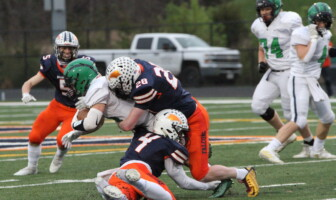 Ethan Marting Briar Woods Football