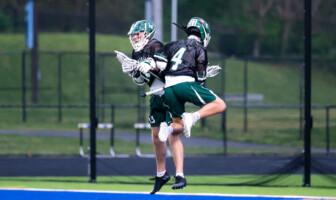 James Elko Jack Fink Loudoun Valley Lacrosse