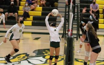 Rebecca Nguyen Loudoun Valley Volleyball