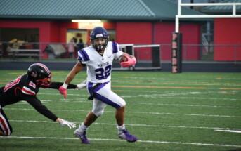 Rico Brown Potomac Falls Football