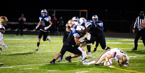 Football: Tuscarora Holds Off Broad Run, Claims VHSL Region 4C Title