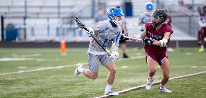 Boys Lacrosse: Riverside Dominates Rock Ridge in Shut Out Win