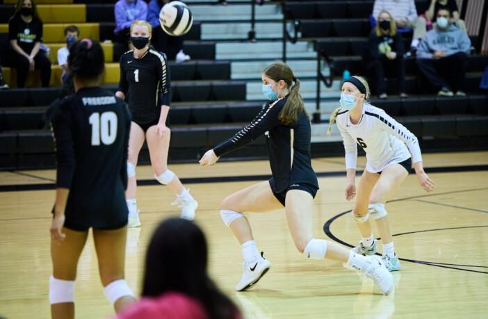 Haley Adams Freedom Volleyball