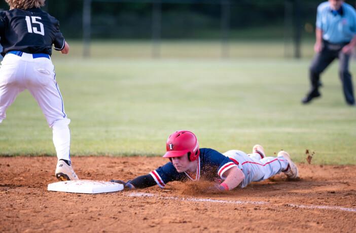 Jeremy Harbinson Independence Baseball