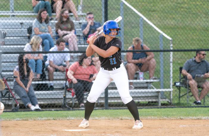 Lillian Scheivert Tuscarora Softball