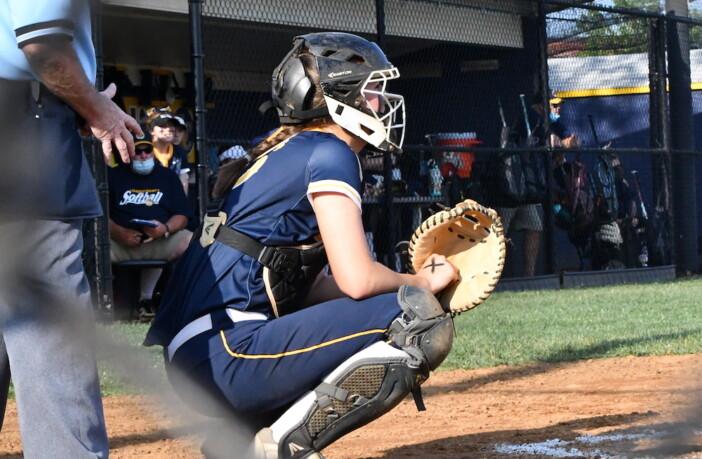 Mallory McKnight Loudoun County Softball