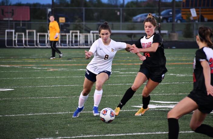 Samantha Welstead Loudoun County Soccer