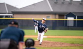 Caiden Ertter John Champe Baseball