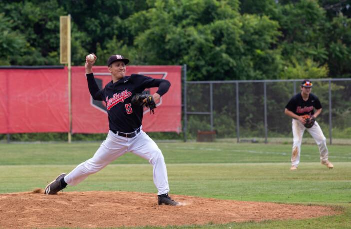 Josh Rivera Heritage Baseball