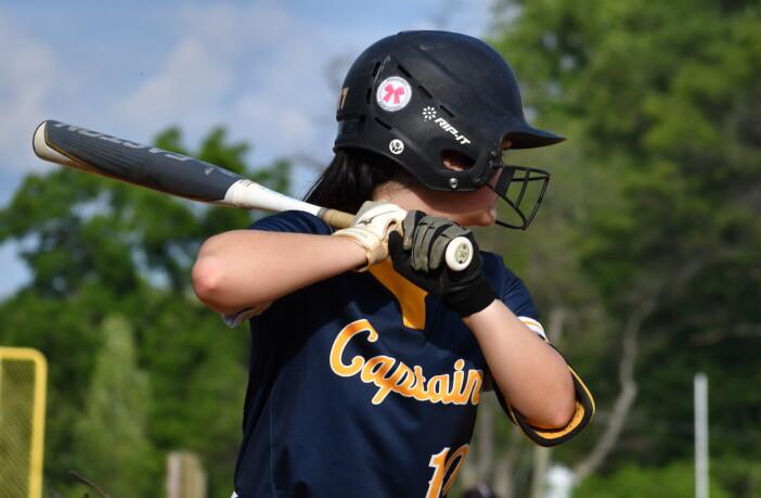 Julia Frias Loudoun County Softball