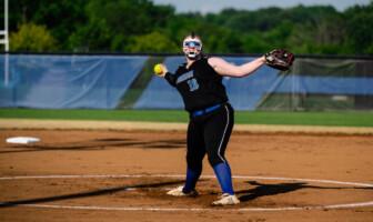 Lindsey Mullen Tuscarora Softball