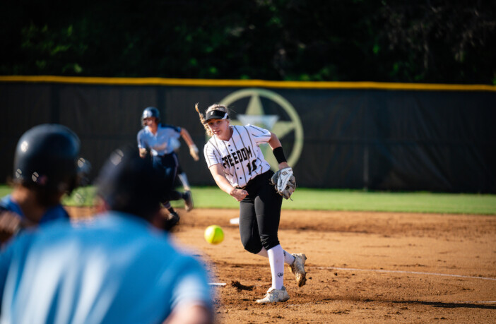 Morgan Hess Freedom Softball