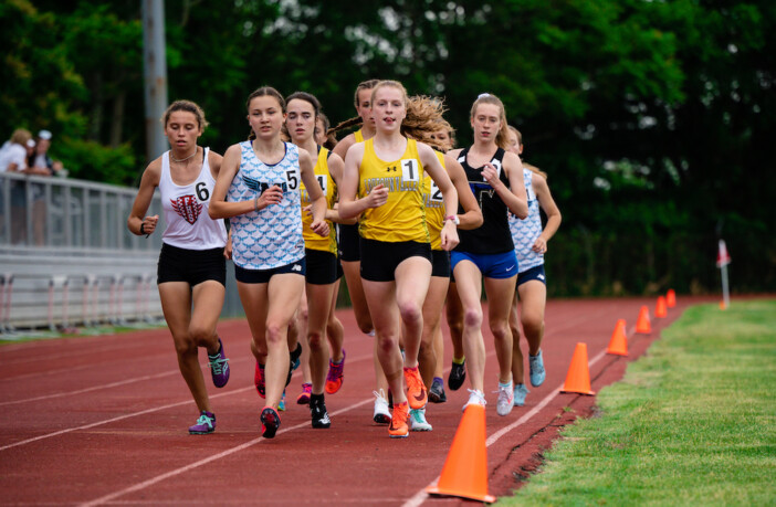 Scarlett Fetterolf Loudoun Valley Track
