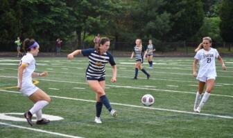 Tori Gillis Loudoun County Soccer