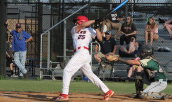 Tyler Fetterman Independence Baseball