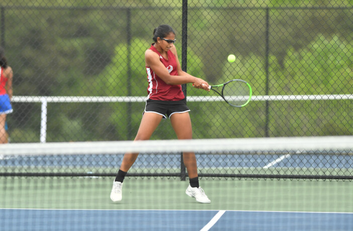 Anya Ambarish Rock Ridge Tennis