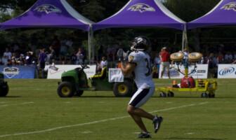 Chris Carr Baltimore Ravens