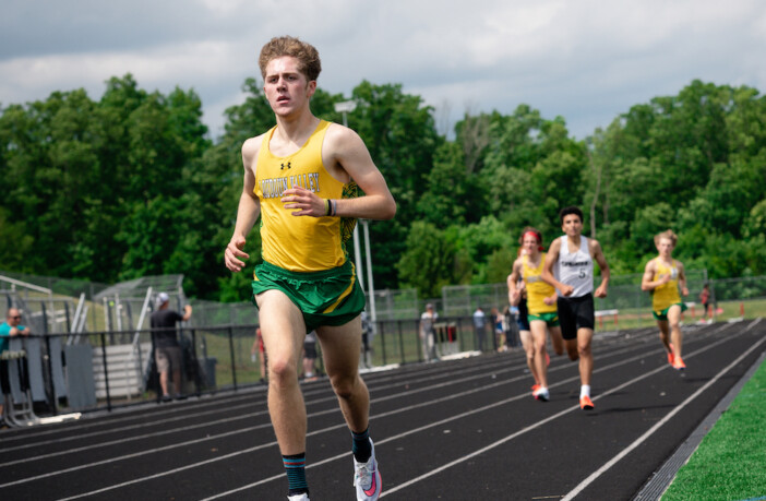 Matthew Smith Loudoun Valley Track & Field