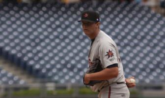 Nick Stewart Frederick Keys Baseball