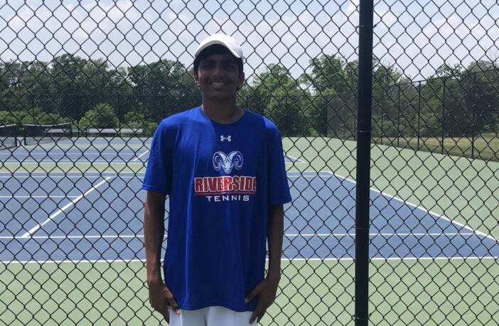 Ricky Hota Riverside Tennis