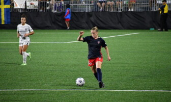 Anna Heilferty Washington Spirit Soccer