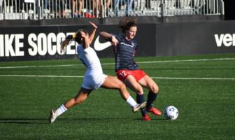 Andi Sullivan Washington Spirit Soccer